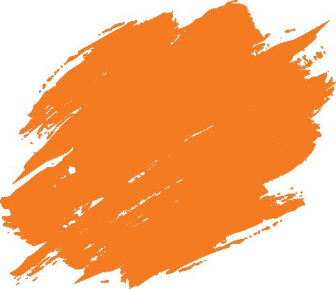 home graphic orange