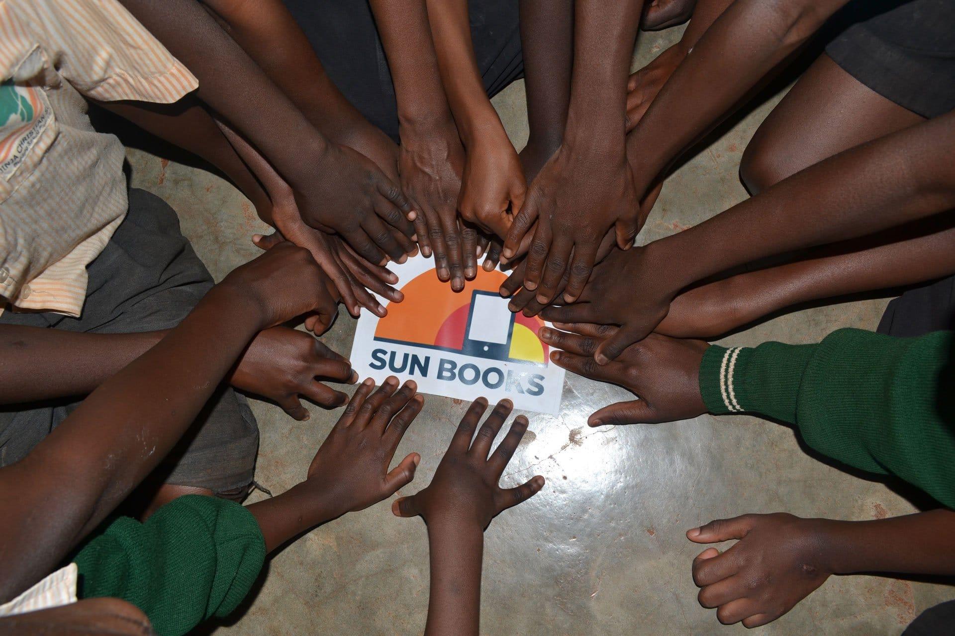 Donate For Children's - Sun Books